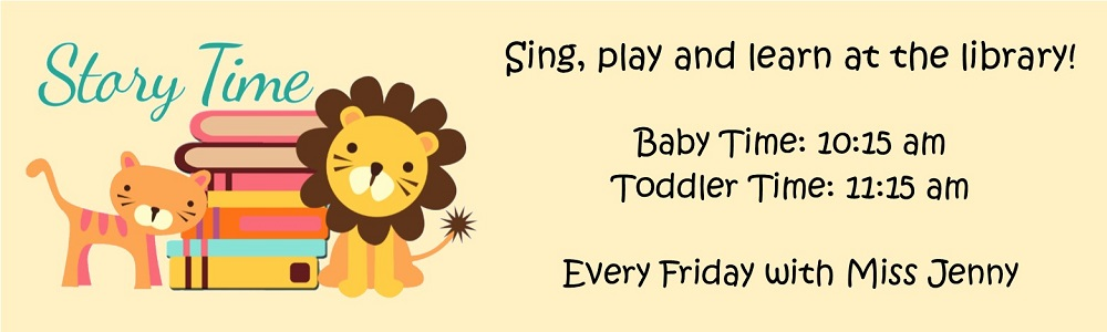 Baby and Toddler Time Slider