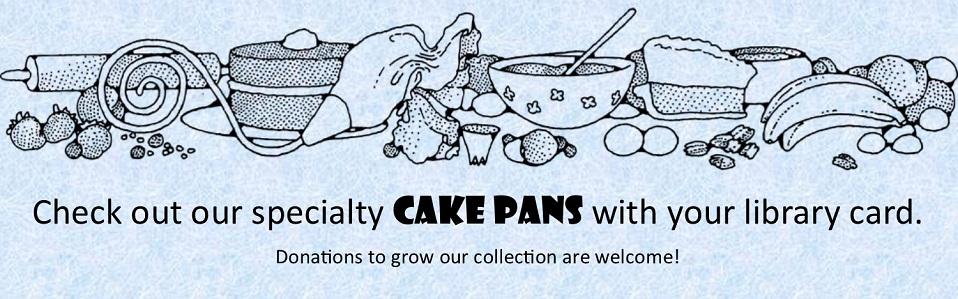 Cake Pans Slide