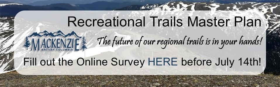 Rec Trails Survey slide