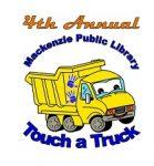 Touch A Truck @ Recreation Parking Lot