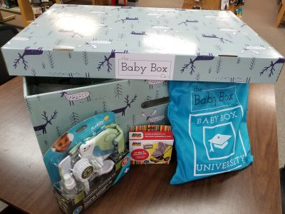 Baby Box with Contents
