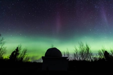 Introduction to Astronomy @ Mackenzie Public Library | Mackenzie | British Columbia | Canada